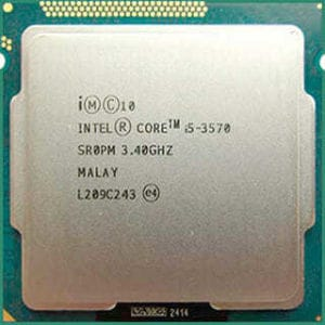 CPU 1155 i5-3570 up to 3.8Ghz