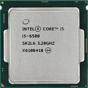 CPU Intel - Soket 1151 Core i5-6500 มือสองสภาพดี
